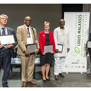 Malassis and Olam Prize 2019 awardees